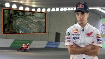 Dani Pedrosa MotoGP: Dani nos comenta sus impresiones antes del GP de Japón.