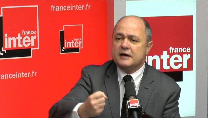 L'invité de 8h20 : Bruno Le Roux