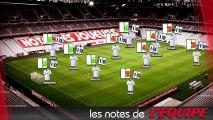 OM vs Naples : Les notes des joueurs en Ligue des Champions !