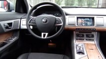 2014 Jaguar XF Interior Design and Engine