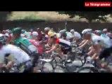 Tour de France. Le peloton est passé à Saint-Brieuc