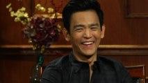 "John Cho On J.J. Abrams and Describes ""Star Trek: Into Darkness"""