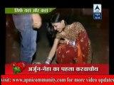 Neha Ne Rakha Arjun Ke Liye Vrat-23 Oct 2013
