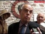 Paimpol. Frédéric Mitterrand au Chant de marin