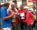Vannes. Des bénévoles cherchent la trace d'Eric Laloux