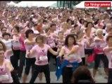 Vannes. 2.900 personnes en rose contre les cancers féminins