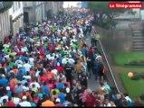 Vannes (56). Olivier Le Guern vainqueur du marathon