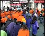 Saint-Brieuc. Flashmob pour célébrer la journée des Droits de l'enfant