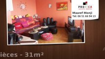 Maaref Monji PROXICA VAL D''OISE  Appartement 109 000 € 31m² VILLIERS LE BEL %ROOMS%