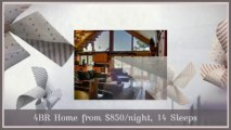 Palm Springs CA Chalet Vacation Rentals-Home Rental CA