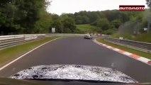 BMW M3 und BMW M4 Testing auf dem Nürburgring