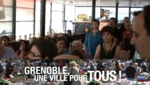 Grenoble, une ville pour tous ! Conférence de presse de lancement de l'Appel