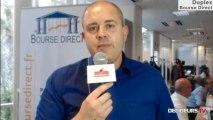 """23/10/13 : Les Experts de Bourse Direct dans l'émission """"Duplex Bourse"""" sur Décideurs TV"""