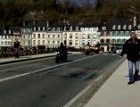 Motards en colère. Opération escargot sur les voies express bretonnes
