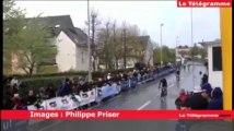 Tour de Bretagne. Le Montagner remporte la première étape à Vannes