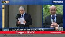 Jean-Yves Le Drian. La réaction du nouveau ministre de la Défense