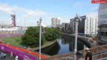 JO 2012. Londres : en route vers le stade olympique