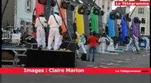 Quimperlé. Generik Vapeur colore le festival des Rias