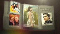 Photo Pop Out Book - After Effects Template