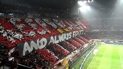 Milan - Barcelona 22. oktober 2013 Champions  League theme song
