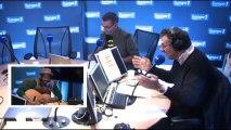 Tété chante Ritournelle en live dans DCDC
