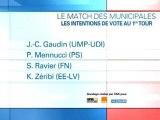 Sondage BFMTV - Municipales à Marseille: Gaudin et Mennucci dans un mouchoir de poche  - 23/10