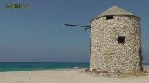 Grecja Lefkada - Plaże niedaleko miasta Lefkada - Παραλίες κοντά στην πόλη της Λευκάδας (HD)