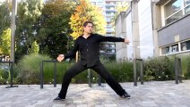 Ultimate Ninja - Nunchaku Freestyle par Stéphane Oberle
