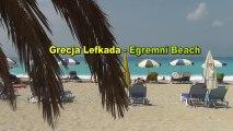 Grecja Lefkada - Egremni Beach - Λευκάδας Εγκρεμνοί Παραλία (HD)