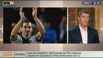 Le Soir BFM: Ligue des Champions: le carton du PSG face à l'Anderlecht - 22/10 2/5