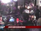 """Kery James """"Constat Amer"""" """"Vent d'état"""" et """"Contre nous"""" avec Youssoupha en live dans Planète Rap"""