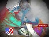 Woman alleges rape by husband's friends , Ahmedabad - Tv9 Gujarat