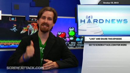 Hard News 10/23/13 - Titanfall, Bravely Default, and the Console War - Hard News