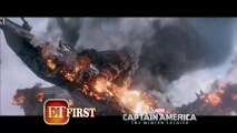 CAPTAIN AMERICA  THE WINTER SOLDIER Extended Teaser