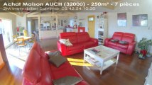 Auch 2M Immobilier Solvimo  Maison  250m² AUCH %ROOMS%