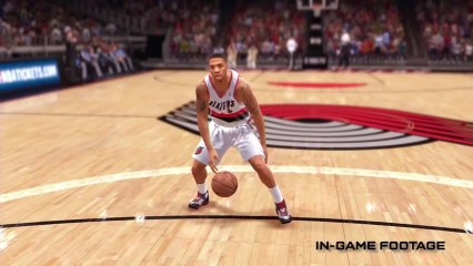 Dribble Controls Level 3 de NBA Live 14