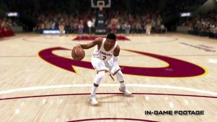 Dribble Controls Level 2 de NBA Live 14