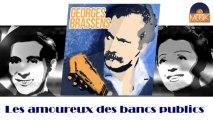 Georges Brassens - Les amoureux des bancs publics (HD) Officiel Seniors Musik