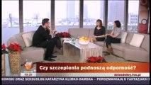 Szczepienia - Reni Jusis i dr Beata Antosik (16.12.2010)