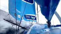 Vendée Globe. Conditions musclées à l'avant de la course