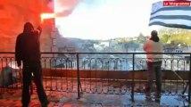 Morlaix. Près d'un millier de manifestants pour une Bretagne à cinq
