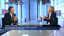 Marielle de Sarnez, invitée politique de Guillaume Durand sur Radio Classique et LCI -241013