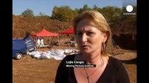 Bosnie : un immense charnier découvert et les plaies à vif