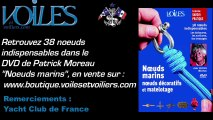 Noeuds marins : La surliure par le noeud de capucin