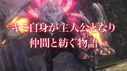 In-Store Promotional Video de God Eater 2