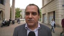 Georges Frêche : le secrétaire fédéral du PS de l'Hérault Hussein Bourgi s'exprime