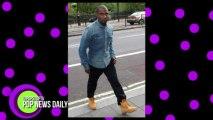 Kanye West's Pants Rip On Stage, Flashing Lights, Anyone!