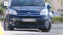 Câmera flagra ataque de três cães rotweiller em um posto de combustível da Espanha