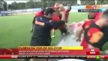 Galatasaray : Didier Drogba orchestre un anniversaire mouvementé !