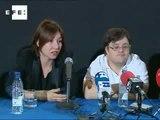"""Lola Dueñas y Pablo Pineda presentan en Madrid """"Yo, también"""""""